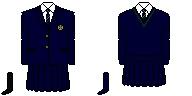滋賀女子高等学校 制服