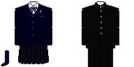 [神奈川]神奈川県立横浜立野高等学校 制服