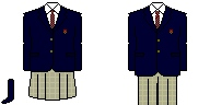 [神奈川]川崎市立川崎高等学校 制服