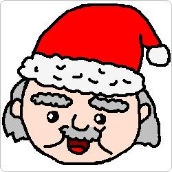 サンタのじいさん