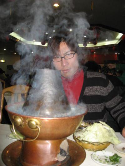 SanYuanQiao hot pot