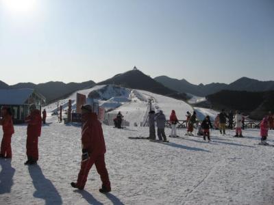 Beijing Nanshan Ski Resort