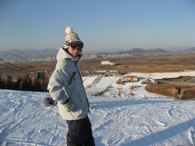 Beijing Nanshan myself