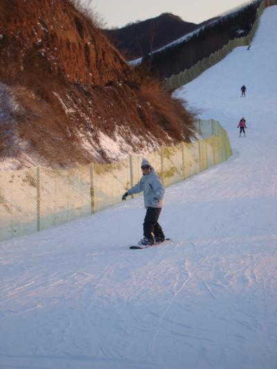BJ Nanshan snowboarding M