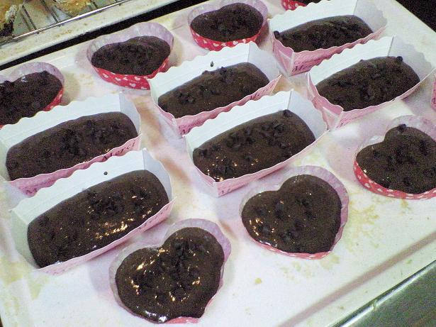 チョコケーキw