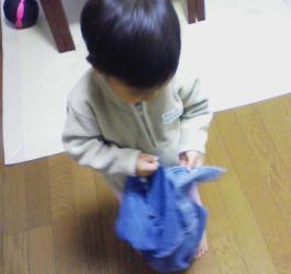MYブーム(taku2歳)