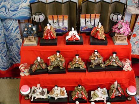 2010.2.14真壁ひな祭り13