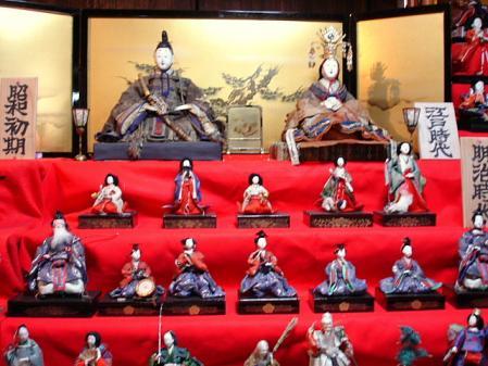 2010.2.14真壁ひな祭り6