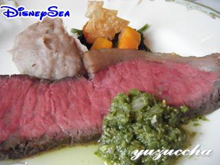 スペシャルコース お肉料理