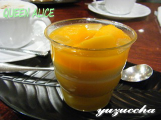 マンゴー杏仁