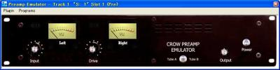 MUSIC CROW PREAMP EMULATOR