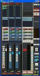 V mixer