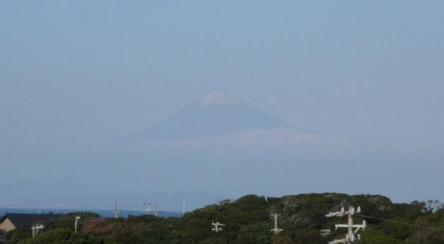 御前崎より富士