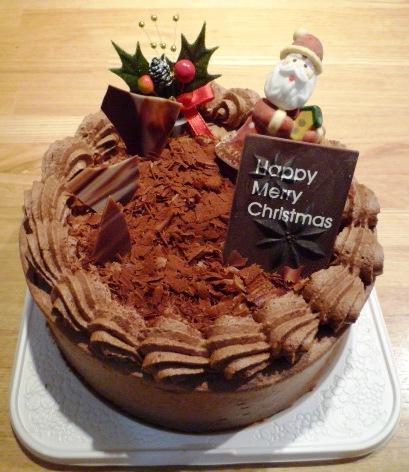 ぶどうの小枝08ケーキ