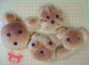 20091119チイニィのパン