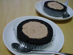 プレミアムチョコロールケーキ2
