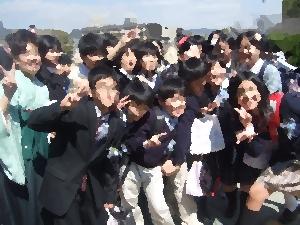 20090319卒業式1