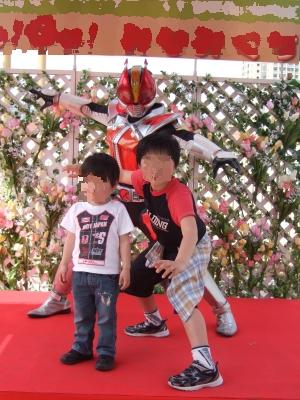 20100505電王ショー