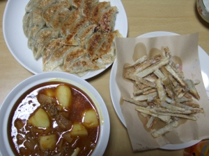 20100509夕食