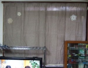 20101019カーテン1