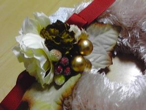 20101219クリスマスリース2