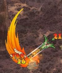剣ペット攻撃2