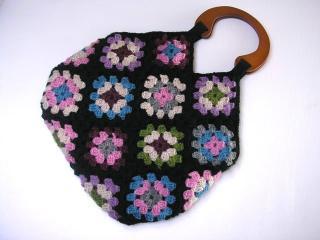 グラニースクエアのバッグ Granny Square Bag