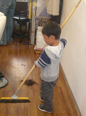 小さな掃除屋さん4