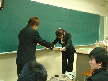 カズ卒業式4
