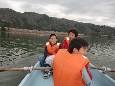 20100405土師ダム4