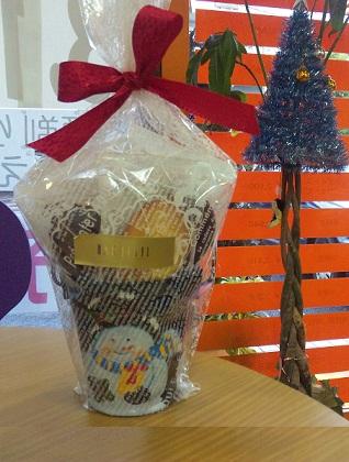 20101222クリスマスのお菓子