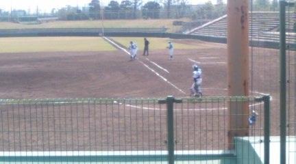 20110509社会人野球観戦
