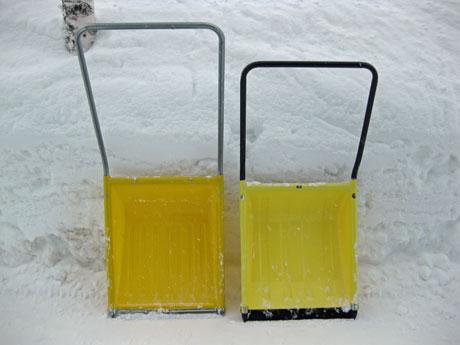 雪かき道具1