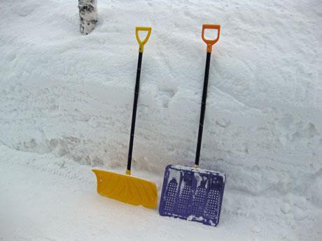 雪かき道具2