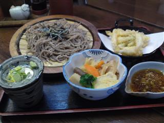 天ぷらがうまかった