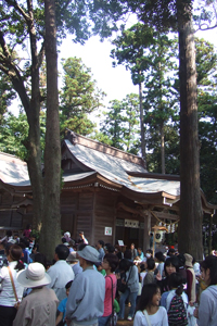 有吉日枝神社例祭