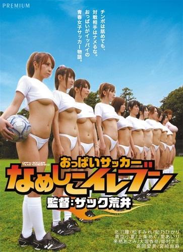 おっぱいサッカー なめしこイレブン