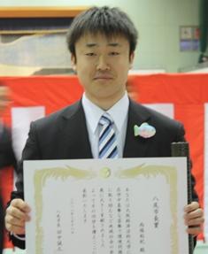 2011年度 卒業式