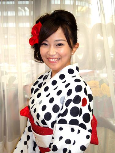 第34回隅田川花火大会に浴衣で出かけよう