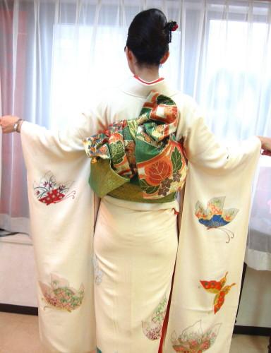 美しい着物
