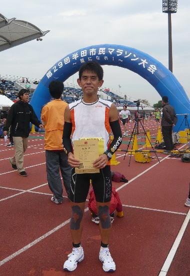 101107handa marathon