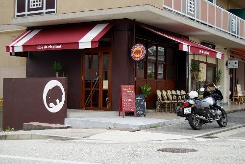 カフェ ド エレファント