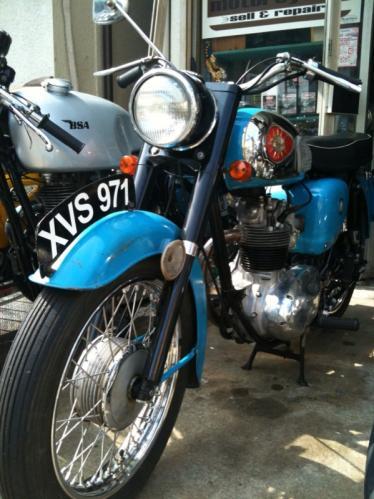 BSA C15