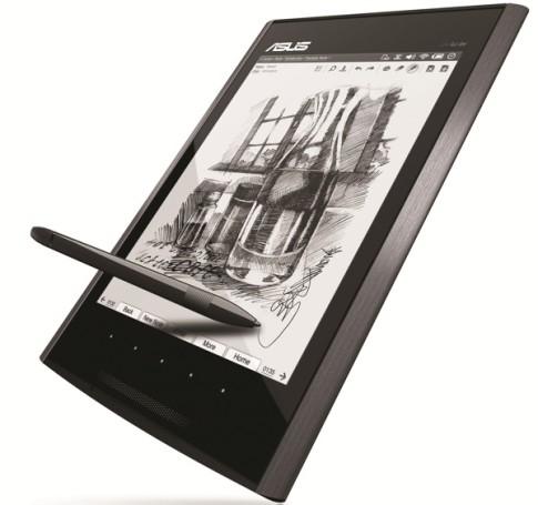 Asus Eee TabletをEee Note EA800に変更