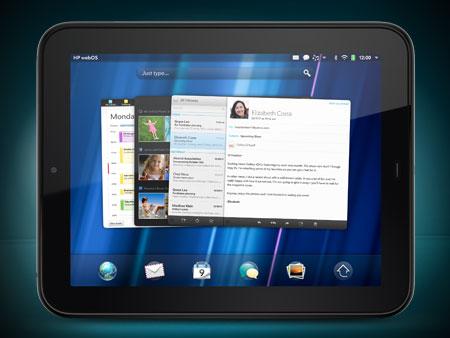 HP、webOSデバイス撤退でwebOS搭載TouchPad販売量大幅アップ