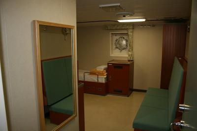 副船長の部屋
