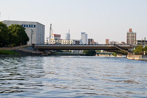 堀川クルーズ2-5