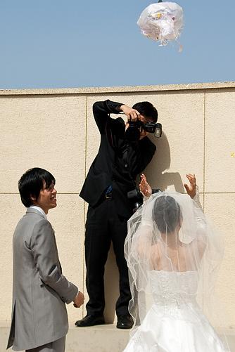 結婚式-4