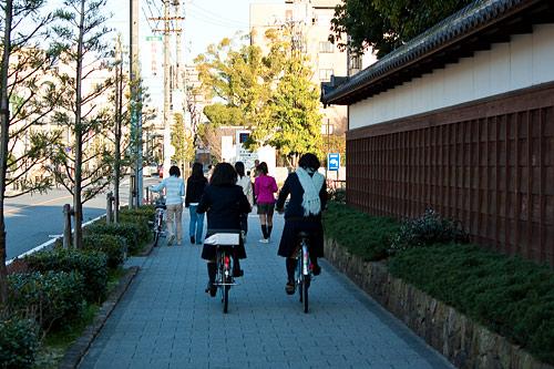 自転車にて4-4