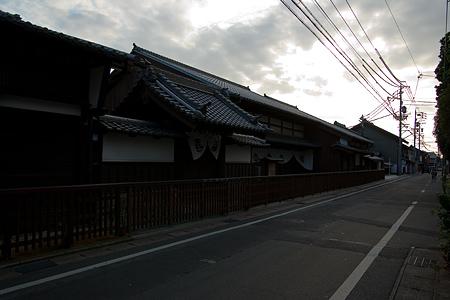 二川宿-11